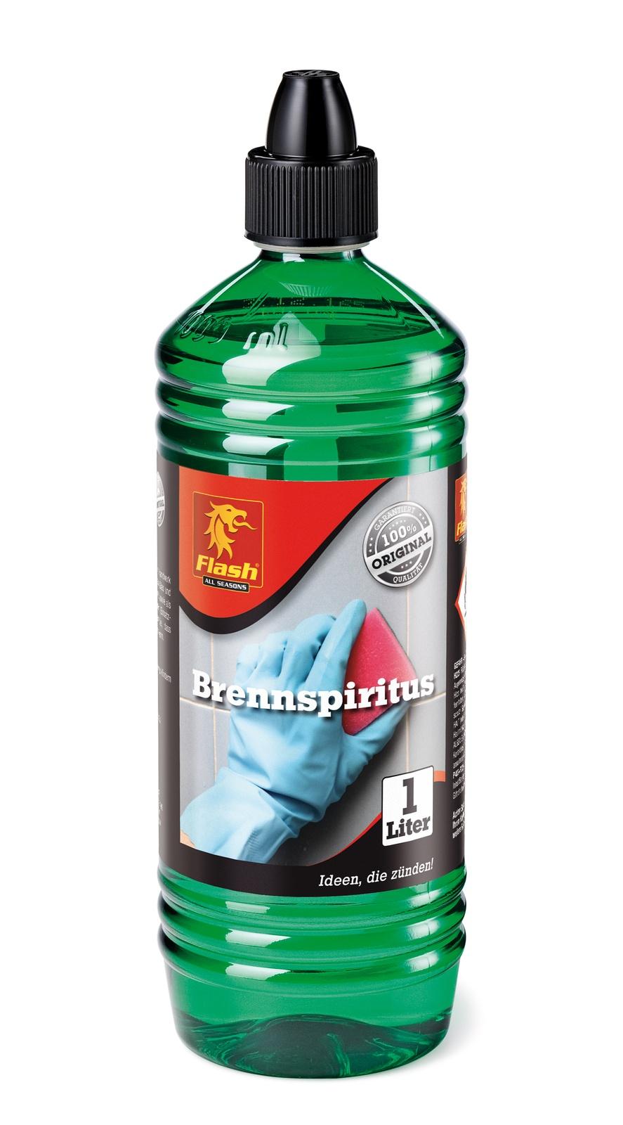 FLASH Brennspiritus 1000ml