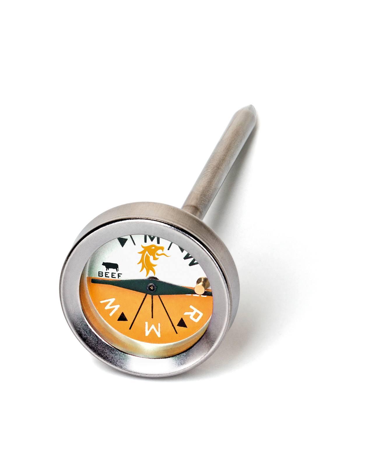 FLASH Grillthermometer für Steaks 4er Set