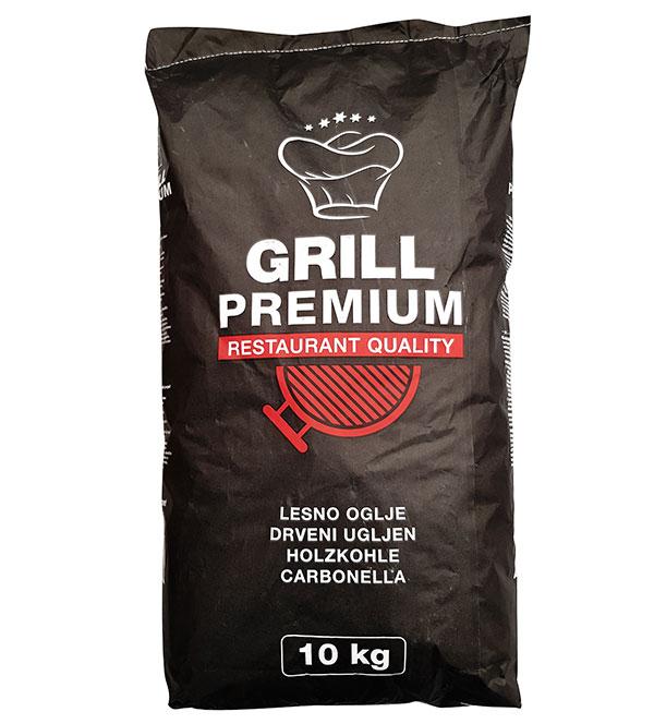 Premium Restaurant Grill-Holzkohle 10kg