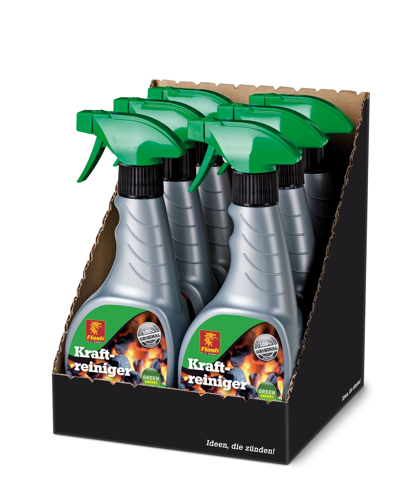 FLASH Bio-Kraftreiniger 500ml