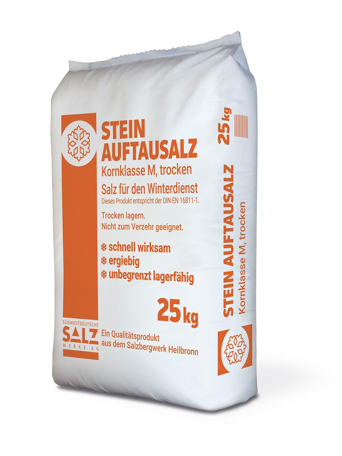 Streusalz im 25kg-Sack