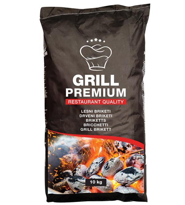 Premium Restaurant Grillbriketts 10kg